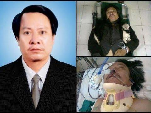 Không đội mũ bảo hiểm, đại tá Công An đánh chết ông Trịnh Xuân Tùng