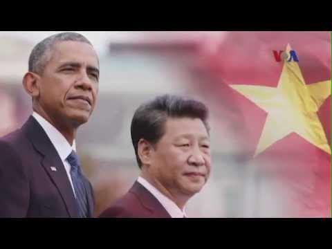 Việt Nam gỡ bài Chủ tịch Trung Quốc 'phá thế cờ' của ông Obama