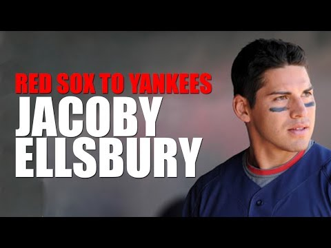 Jacoby Ellsbury, Going To Boston Red Sox Rival New York Yankees