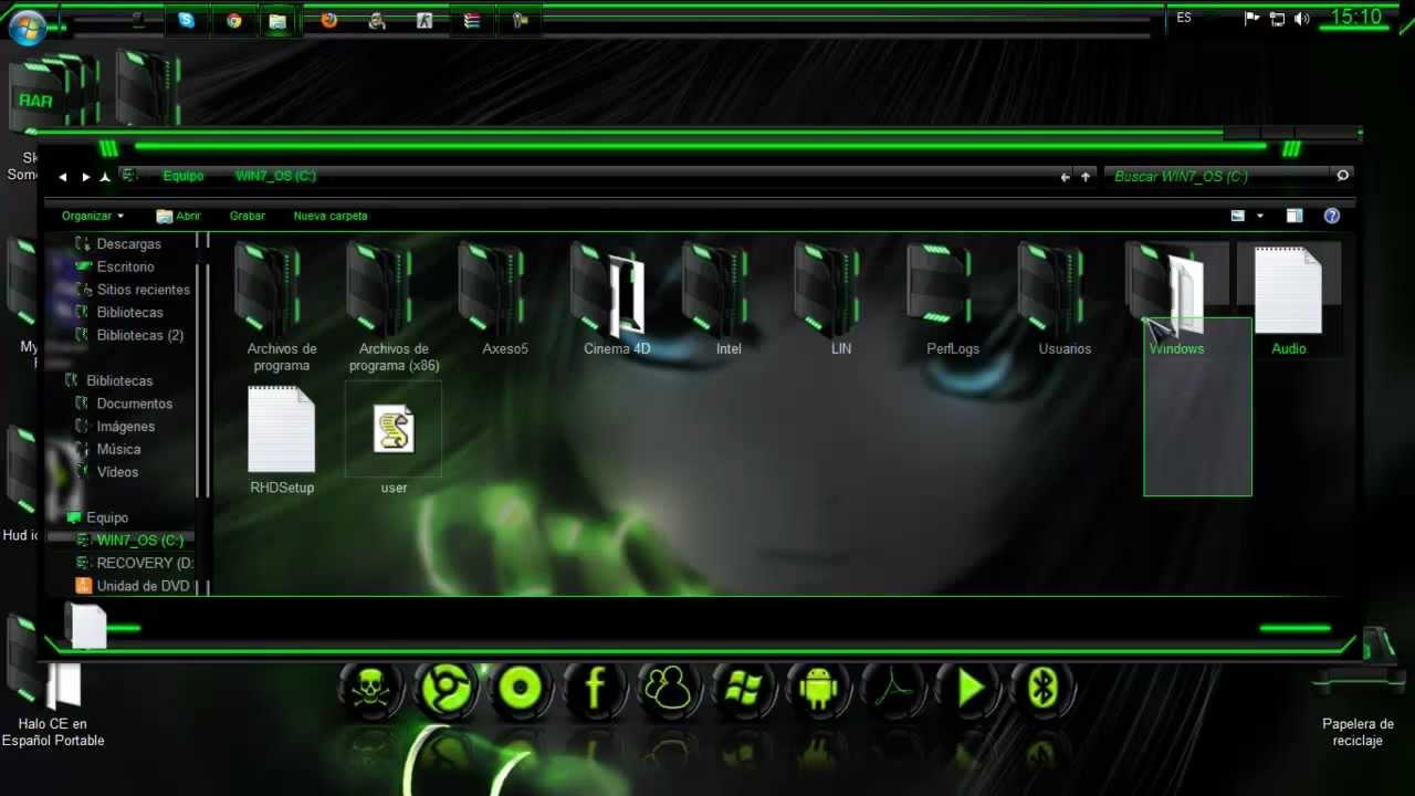 razer theme download