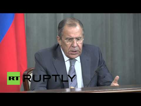 Russia: Lavrov sees hope in Ukraine ceasefire