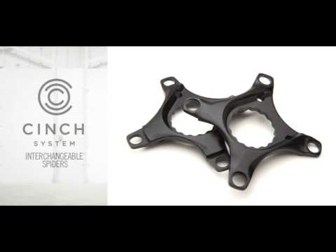 Race Face NEXT SL Crank - CINCH Video HD