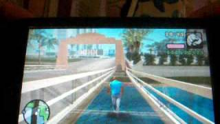 (PSP) GTA: Vice City Stories How To Get Into Second