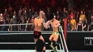 WWE Smackdown Vs. Raw 2011 Gameplay (Playstation 3