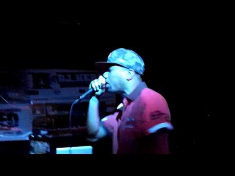 Planet Asia - Live 2013 - The Stage, Miami, FL