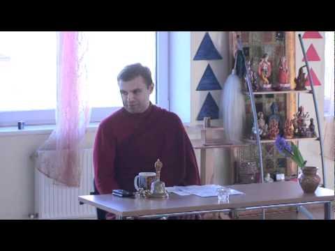 Лама Олег. Раскрытие любви и сострадания (25.03.12, ч.1)