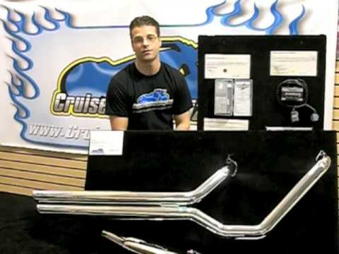 Motorcycle Exhaust Slip On Full System TOTW