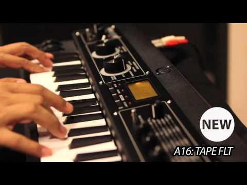 Korg microKORG XL+ Synthesizer & Vocoder
