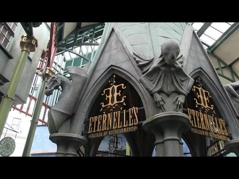 Eternelle's Elixir of Refreshment in Diagon Alley at Universal's Wizarding World