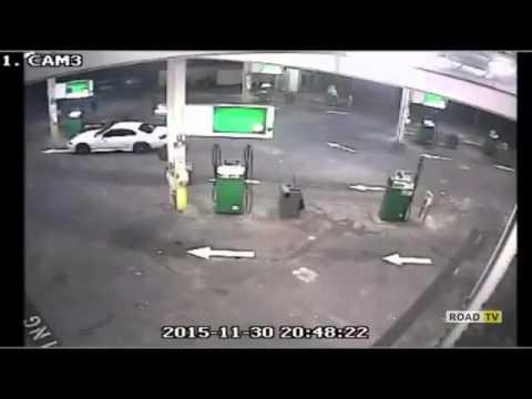 Австралийский водитель-ниндзя