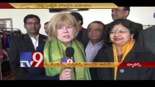 Telugu women celebrate Women's Day in New Jersey – USA