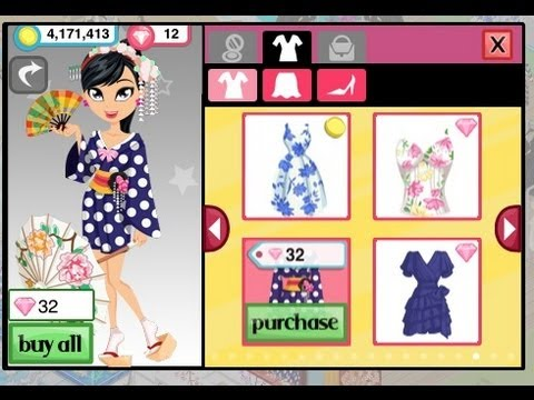Fashion Story Cheats For Galaxy Fashion Story Shoutouts and