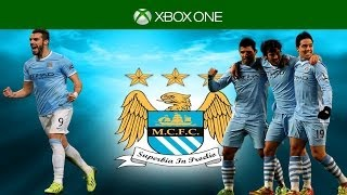 FIFA 14 Xbox One - Manchester City Career Mode Ep. 1