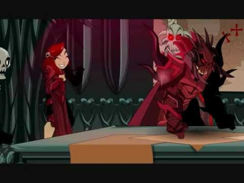 AQWorlds Frostval Part: I Song of a frozen heart - YouTube