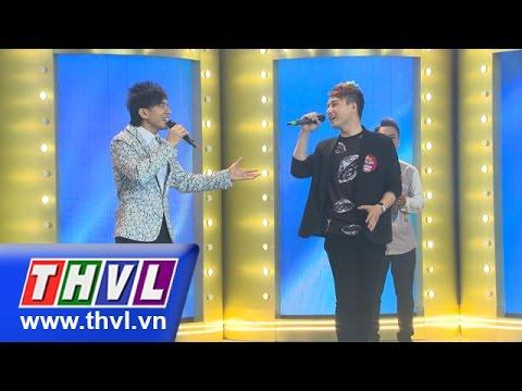 THVL   Ca sĩ giấu mặt - Tập 5: Con sóng yêu thương - Đan Trường, Hoàng Thịnh