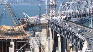 San Francisco-Oakland Bay Bridge Construction Time-Lapse, Official