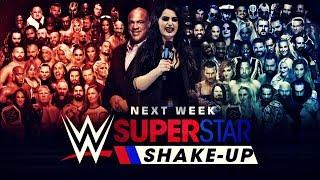 WWE SUPERSTAR SHAKE-UP 2018   PREDICTION