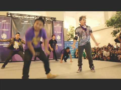 Quest Crew 5 City Tour Performance at Tacoma Mall