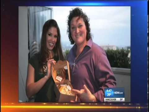 Kyra Bussanich - Golden Globes Awards experience