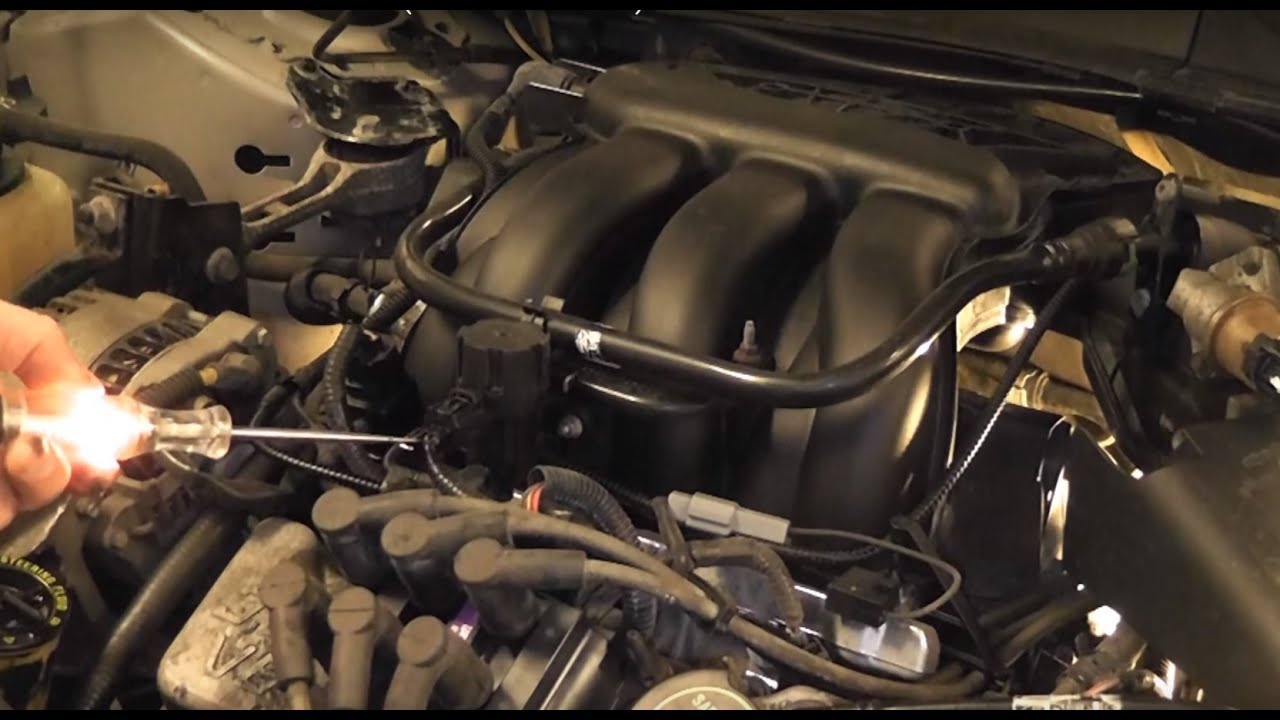 2011 lincoln mkz engine diagram 2007 ford taurus egr system testing p0405 case study youtube  2007 ford taurus egr system testing p0405 case study youtube