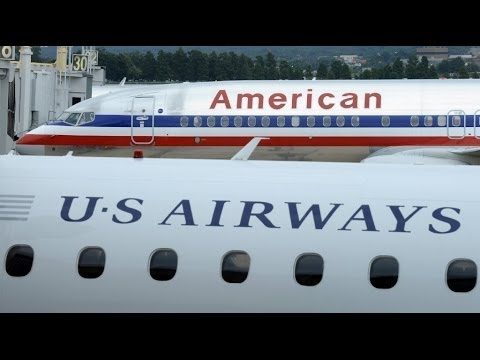 American Airlines-US Airways merger settlement