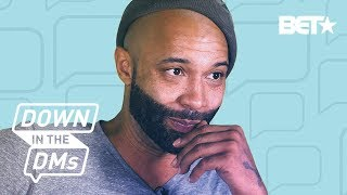 Down In The DMs: Joe Budden Get Messaged By Uber And Cyn Santana Fans