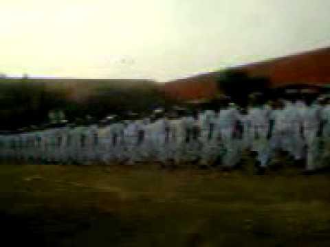pelantikan siswa siswi SMK N 3 KOTA TEGAL, ANGKATAN XIV