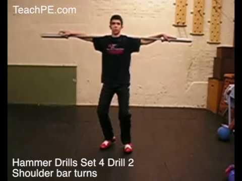 Hammer Drills Set 4 Drill 2