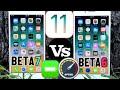 iOS 11 Beta 7 Vs Beta 6 (Battery & Performance Test) Should You Update?