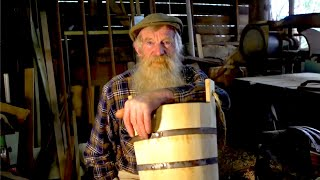 Traditional Cooper - George Smithwick - History and how to make a wooden bucket