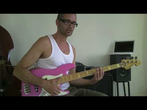 3. Slap bass lesson - beginner/intermediate