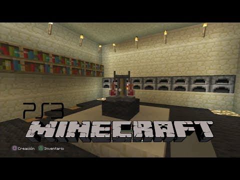 MUNDO MIANNNCRAFT: SUPER SALA DE POCIONES!!! - minecraft ps3 -