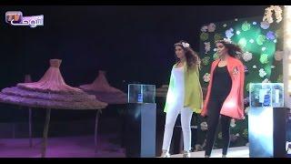 ليلى الحديوي تعرض آخر تصاميمها بالدار البيضاء/المايوات والكابات/ |