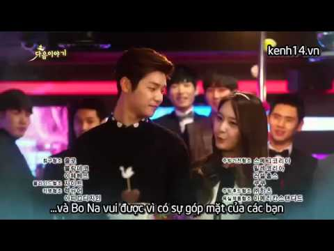 Những Người Thừa Kế Tập 14 - The Heirs Ep 14 (Preview) - Tving vn