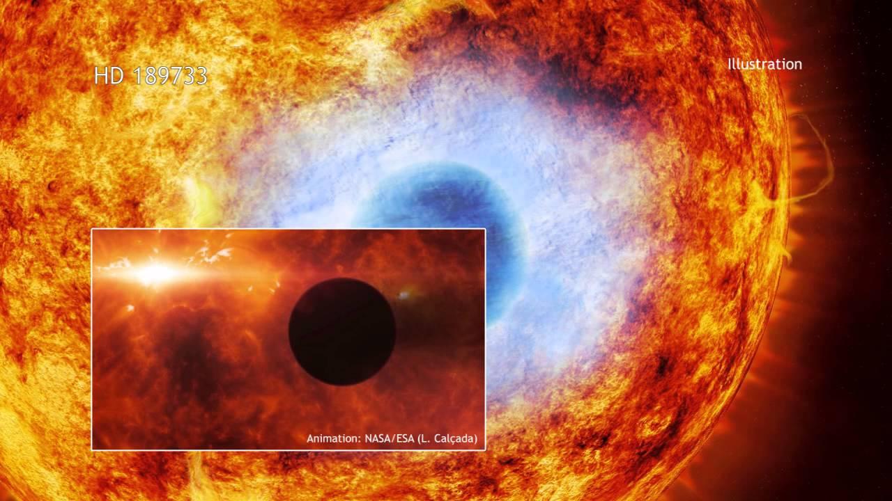 Астрономы научились искать воду на экзопланетах
