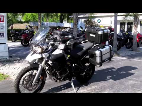 Pre-Owned 2012 Triumph Tiger 800XC White at Euro Cycles of Tampa Bay