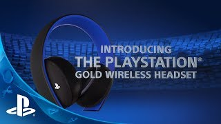 The PlayStation Gold Wireless Headset: How Games Were Made To Sound