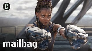 Could Black Panther's Shuri Be the Next Iron Man? - Mail Bag