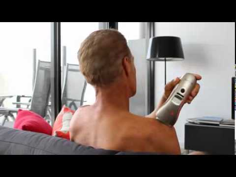 B-Cure Laser Instructional Video: Shoulder pain