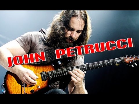DREAM THEATER - John Petrucci solo  2014 (HD) ZAGREB