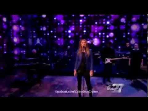Céline Dion - Loved Me Back to Life (The View - 30/10/13)