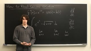 How to Read dV/dt in Calculus : Calculus Explained