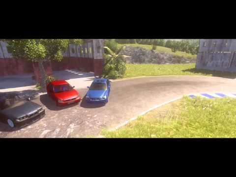 BeamNG Ultimate Crash Compilation #005 Some new Cars from Russia