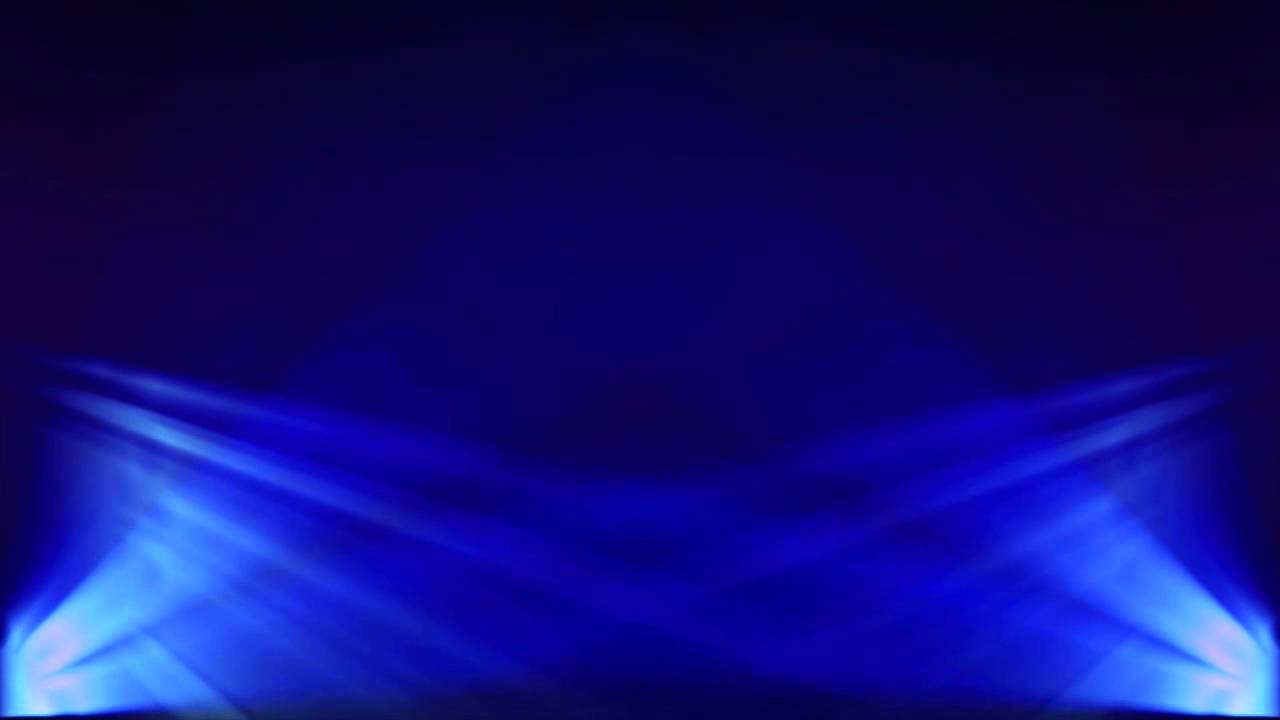 Spotlight Blue Background - YouTube
