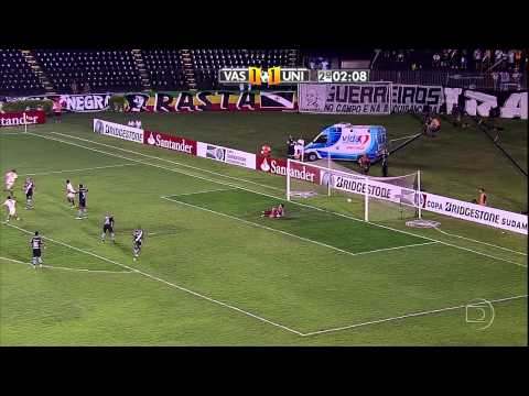 Jogo Completo Copa Sulamericana 2011 Vasco 5x2 Universitrio