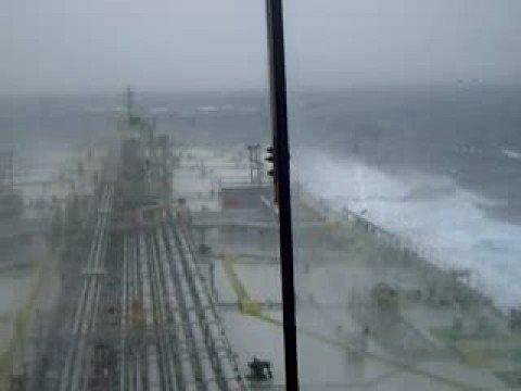 Storm in Adriatic - Bura na Jadranu