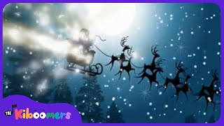 Rudolph The Red Nosed Reindeer | Christmas Songs For Children
