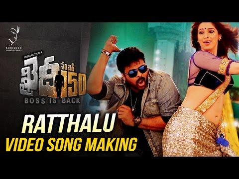 Ratthalu-Video-Song-Making----Khaidi-No-150