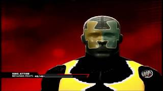 WWE 2K14 How To Make Goldust