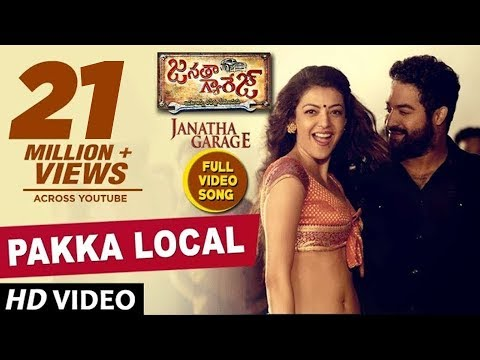 Pakka Local Video Song |